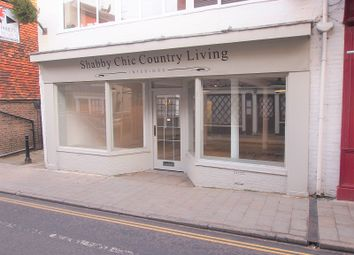 Thumbnail Retail premises to let in West Street, Dorking