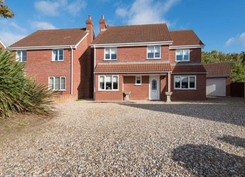 Thumbnail 4 bed detached house for sale in Pegg Close, Easton, Norwich