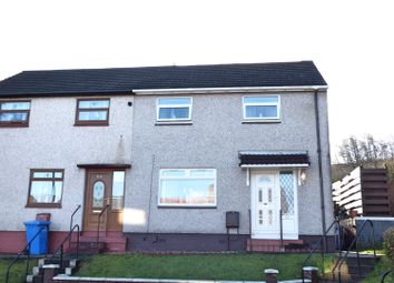 Thumbnail 2 bed end terrace house for sale in Bridgend Road, Greenock