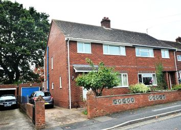 Thumbnail 3 bed detached house for sale in Oak Close, Pinhoe, Exeter, Devon