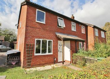 Thumbnail 3 bed end terrace house for sale in Mccartney Walk, Basingstoke
