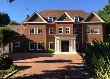 Thumbnail 7 bed detached house to rent in Queens Drive, Oxshott