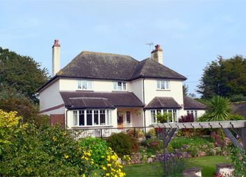 Thumbnail 4 bed detached house for sale in Knowle Road, Budleigh Salterton