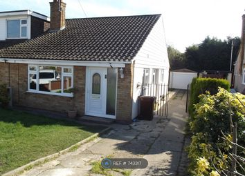 Thumbnail 2 bed bungalow to rent in Woodlow, Benfleet