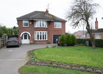 Thumbnail 5 bed detached house for sale in Broad Lane, Moulton, Spalding