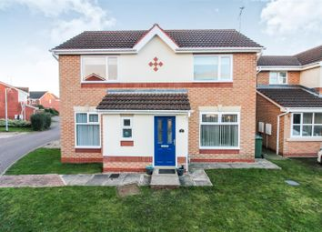 Thumbnail 3 bed detached house for sale in Swallow Road, Driffield