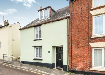 Thumbnail 2 bed end terrace house for sale in Orchard Street, Blandford Forum