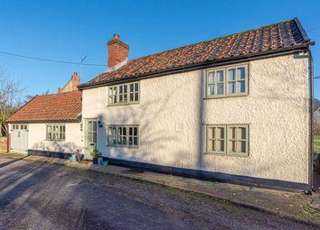 Thumbnail 2 bedroom cottage for sale in Old Barningham Road, Stanton, Bury St. Edmunds