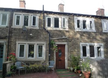 Thumbnail 2 bed cottage to rent in Barber Row, Linthwaite, Huddersfield