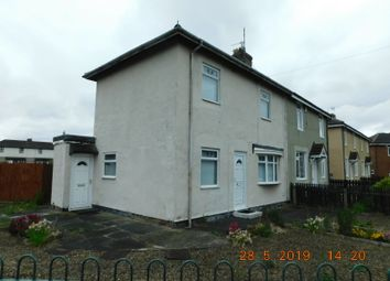 Thumbnail 2 bed semi-detached house for sale in Creswell Road, Middlesbrough