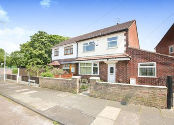 Thumbnail 4 bed semi-detached house for sale in Woodlands Park Road, Stockport