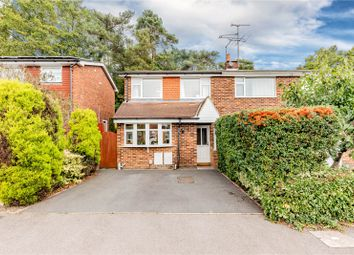 3 bed semi-detached house for sale in Linstead Road, Farnborough, Hampshire GU14