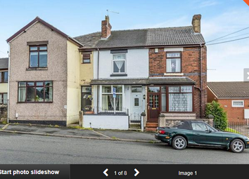 Thumbnail 3 bed terraced house to rent in Wilding Road, Stoke-On-Trent