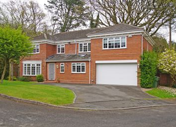 Thumbnail 5 bedroom detached house for sale in Stretton Drive, Barnt Green