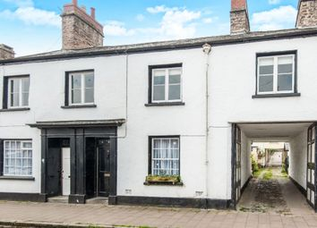 Thumbnail 3 bed terraced house for sale in National Terrace, Brook Street, Bampton, Tiverton