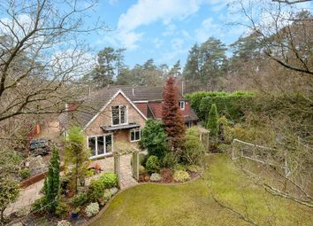 Thumbnail 5 bedroom detached house to rent in Soldiers Rise, Finchampstead