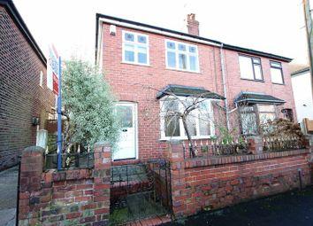 Thumbnail 3 bed semi-detached house to rent in Gunn Street, Biddulph, Biddulph, Stoke-On-Trent