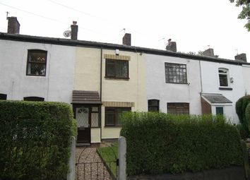 Thumbnail 2 bed terraced house to rent in Moss Lane, Whitefield, Whitefield Manchester