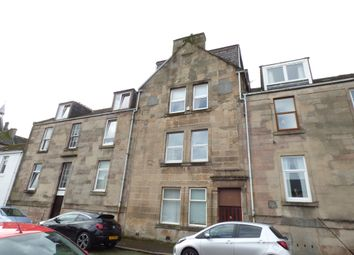 Thumbnail 2 bed flat for sale in Watt Street, Greenock