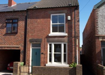 Thumbnail 2 bed semi-detached house for sale in Heath Road, Ripley, Derbyshire