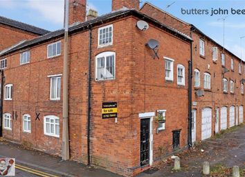 Thumbnail 1 bed flat for sale in Lichfield Street, Stone, Staffordshire