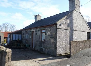 Thumbnail 2 bed cottage for sale in Garreg Llwyd, Rhostryfan, Caernarfon