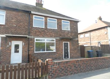 Thumbnail 3 bed end terrace house to rent in Southfleet Avenue, Fleetwood