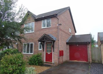 Thumbnail 3 bed property to rent in Heol Draenen Wen, Cardiff