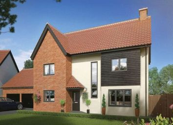 Thumbnail 5 bed property for sale in Wendover Park, Rackheath, Norwich