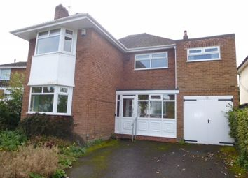 Thumbnail 4 bed detached house to rent in Westland Avenue, Wolverhampton