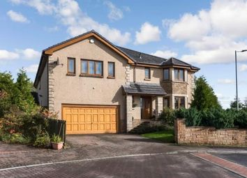 Thumbnail 5 bed detached house for sale in Woodlands View, Stonehouse, Larkhall, South Lanarkshire