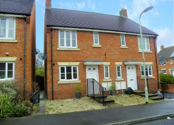Thumbnail 2 bed terraced house to rent in Gloucester Avenue, Shinfield, Reading