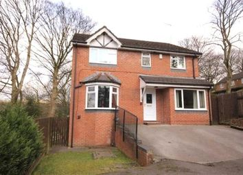 Thumbnail 4 bed detached house for sale in Shawclough Road, Shawclough, Rochdale