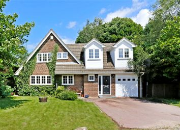 Thumbnail 4 bed detached house for sale in Bramley End, Hughenden Valley, High Wycombe, Buckinghamshire