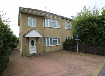 Thumbnail 3 bed semi-detached house for sale in Smithcourt, Little Stoke, Bristol