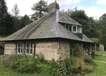 Thumbnail 3 bedroom detached house to rent in Greystone Cottage, Glen Tanar, Aboyne, Aberdeenshire