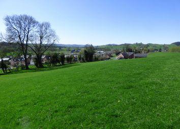 Thumbnail Land for sale in Parc Bronhyddon, Llansantffraid
