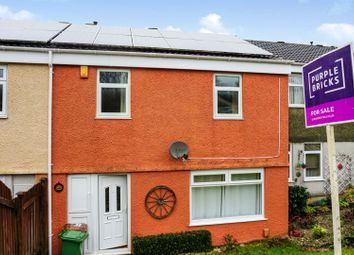 Thumbnail 3 bed terraced house for sale in Wythburn Gardens, Plymouth
