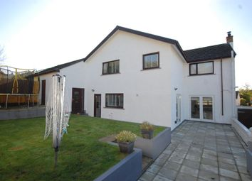 Thumbnail 4 bed link-detached house for sale in Lamack Vale, Tenby
