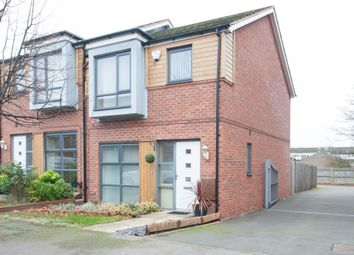 Thumbnail 3 bed end terrace house for sale in Keepers Gate, Chelmsley Wood, Birmingham
