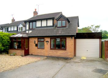 Thumbnail 4 bed detached house for sale in Shetland Road, Tibshelf, Alfreton