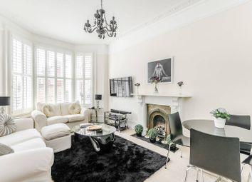 Thumbnail 1 bed flat to rent in Lisgar Terrace, West Kensington
