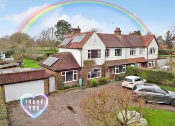 Thumbnail 4 bed semi-detached house to rent in Rookery Hill, Outwood, Redhill