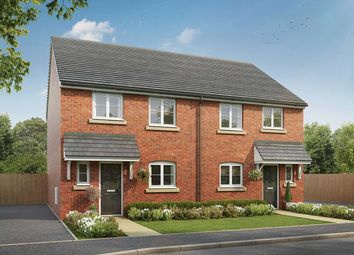 "Thumbnail 3 bed semi-detached house for sale in ""The Eveleigh"" at Moorslade Lane, Falfield, Wotton-Under-Edge"