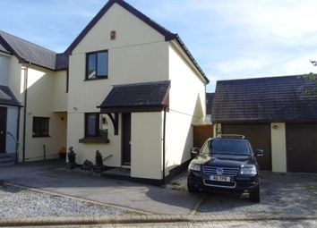 Thumbnail 2 bedroom terraced house to rent in Edwards Crescent, Latchbrook, Saltash, Cornwall