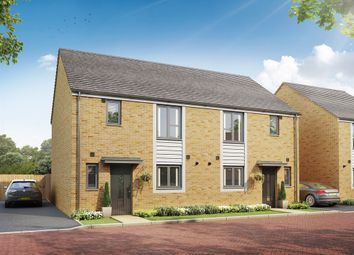 "Thumbnail 3 bedroom semi-detached house for sale in ""The Chester"" at Marsh Lane, Harlow"