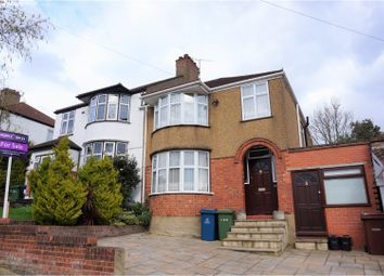 Thumbnail 4 bed semi-detached house for sale in Drummond Drive, Stanmore
