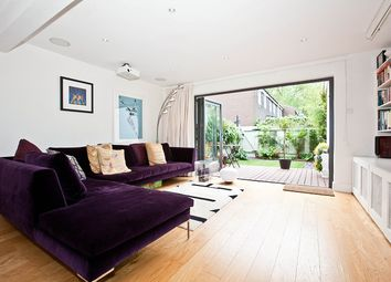 Thumbnail 3 bed terraced house to rent in Staveley Gardens, London