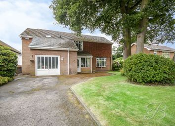 Thumbnail 4 bed detached house for sale in Egerton Close, Mansfield