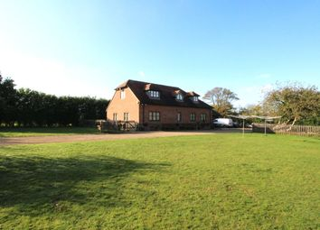 4 bed detached house for sale in The Street, Wormshill, Sittingbourne ME9